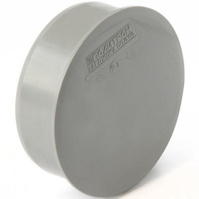 Заглушка полипропиленовая PRO AQUA COMFORT d 50 мм