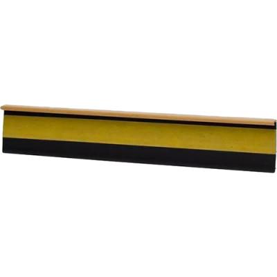 Плинтус для ковролина Salag 2500x50 мм бук