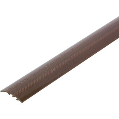 Порог-кант алюминиевый Пилот ПРО 030 медь 30 мм длина 1.8 м