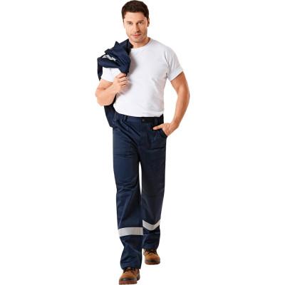 брюки мастер темно синий размер 56 58 рост 170 176 Брюки Мастер темно-синий размер 56-58 рост 170-176