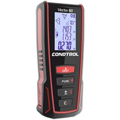 Фото - Лазерный дальномер Condtrol Vector до 80 м 1-4-099 лазерный дальномер condtrol vector 600