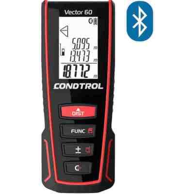 Фото - Лазерный дальномер Condtrol Vector до 60 м 1-4-104 лазерный дальномер condtrol vector 600