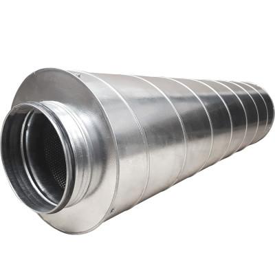 Шумоглушитель трубчатый 200 мм