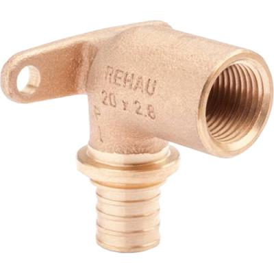 Фото - Водорозетка Rehau Rautitan 20-1/2 внутренняя резьба угол rehau rautitan mx d 16 мм х 1 2 внутренняя резьба