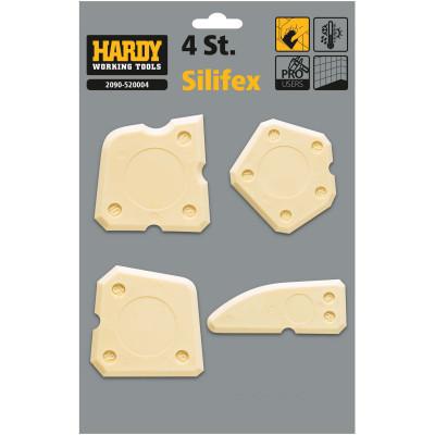 Набор шпателей Hardy 2090-520004 резина