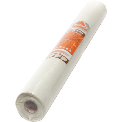 Сетка стеклотканевая малярная SD-GLASS Professional ячейка 2х2 мм 1х20 м ± 10% 45 гр/м2 сетка стеклотканевая щелочестойкая крепикс ячейка 10х10 мм 1х100 м 115 гр м2
