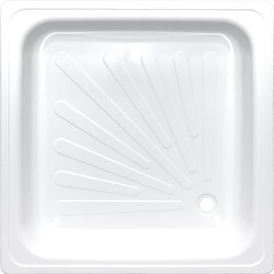 Фото - Душевой поддон Antika APS-90101 квадратный стальной 90х90х15 см белый APS-90101 поддон душевой praktik стальной эмалированный 800х800х160 мм
