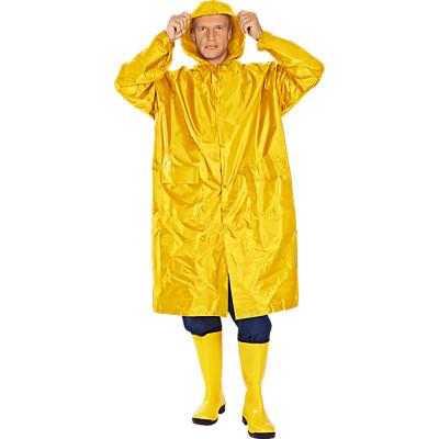 Плащ Форест желтый размер XXL