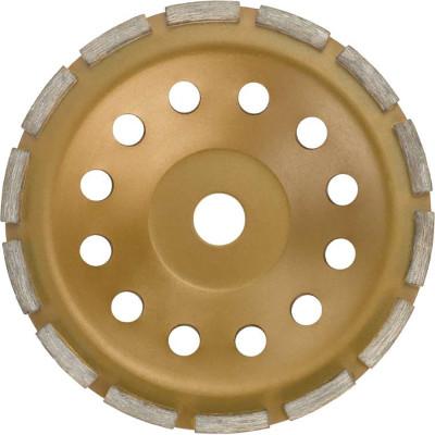 Фото - Чашка шлифовальная алмазная kwb 180 мм для Einhell TE-DW 180 чашка алмазная шлифовальная vira 125х22 2мм 2 ряда