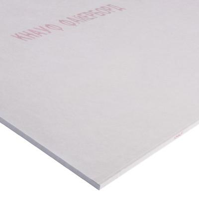 Негорючая плита Кнауф Файерборд ПК 2500x1200x12.5 мм