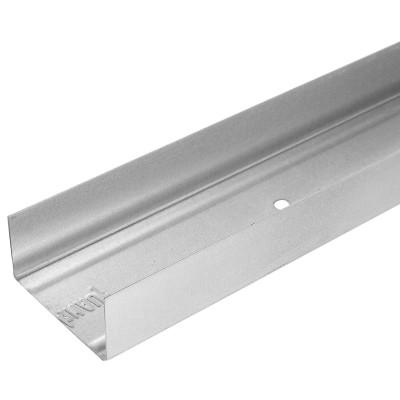 Профиль направляющий Кнауф ПН 0.6мм 75x40x3000 мм