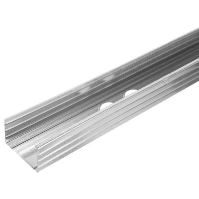 Профиль стоечный Кнауф ПС 0.6мм 75x50x3000 мм