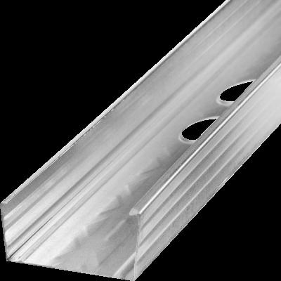 Профиль стоечный Кнауф ПС 0.6мм 100x50x3000 мм