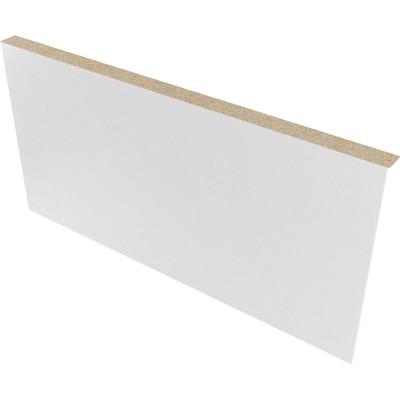 Доборная планка Verda 200х8х2070 мм финиш-пленка белый