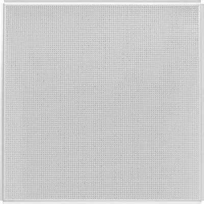 Фото - Кассета потолочная Албес AP600A6 Эконом алюминий Т-24 45 градусов перфорация 1.5 мм белая матовая профиль албес пн 2 эконом 0 45 мм