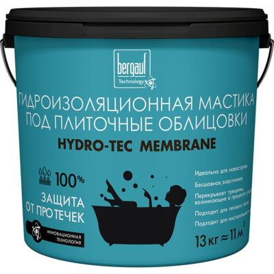 Гидроизоляция акриловая Bergauf Hidro-Tec Membrane 13 кг