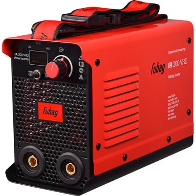 Аппарат сварочный инверторный Fubag IR 200 VRD MMA 200 А от 1.6 до 5 мм