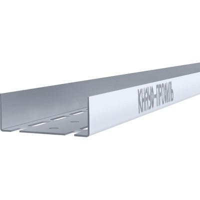 комплект крепежа knauf для профилей ua 100 Профиль усиленный Knauf UA 2 мм 75x40x3000 мм