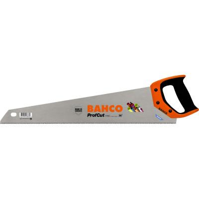 Ножовка для пиления пластика Bahco ProfCut 550 мм ножовка японская bahco profcut с обушком 270 мм