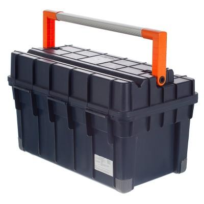 Ящик для инструмента Dexter пластиковый 59.5х35.5х34.5 см