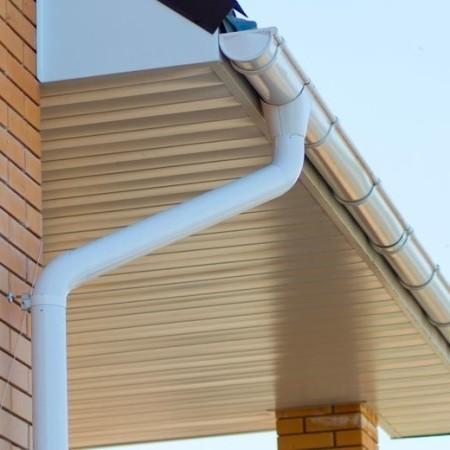 Заглушка торцевая универсальная Grand Line 125 мм сигнальный белый 0.6 мм