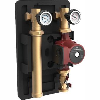 Насосная группа Grundfos Heatmix D25 UPS 60 99309064