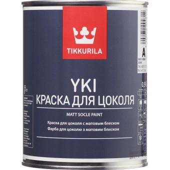 Краска для цоколя Tikkurila YKI A белая 0.9 л
