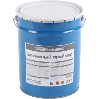 Праймер битумно-полимерный Bitumast 21.5 л