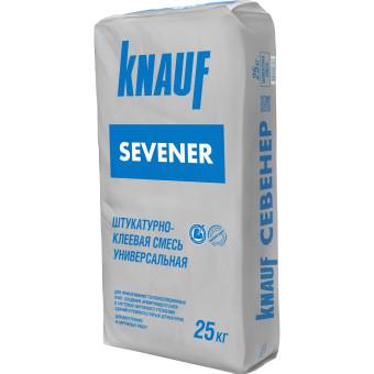 Цементная штукатурка Knauf Севенер 25 кг