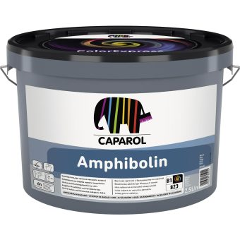 Краска водно-дисперсионная для наружных и внутренних работ Caparol Amphibolin База 1 2.5 л