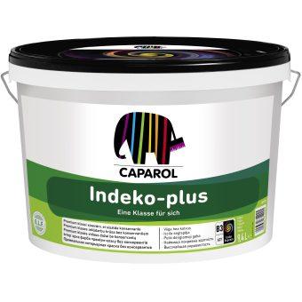 Краска водно-дисперсионная для внутренних работ Caparol Indeko-plus База 3 бесцветная 9.4 л