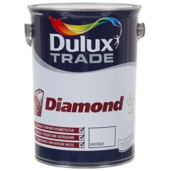 Краска Dulux Trade Diamond Matt BC 5 л