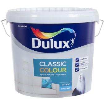 Краска Dulux Classic Colour BW 5 л