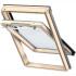 Мансардное окно Velux Premium Velux Optima Стандарт GZR CR04 3050 55x98 см ручка сверху