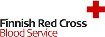 Finnish Red Cross Blood Service logo