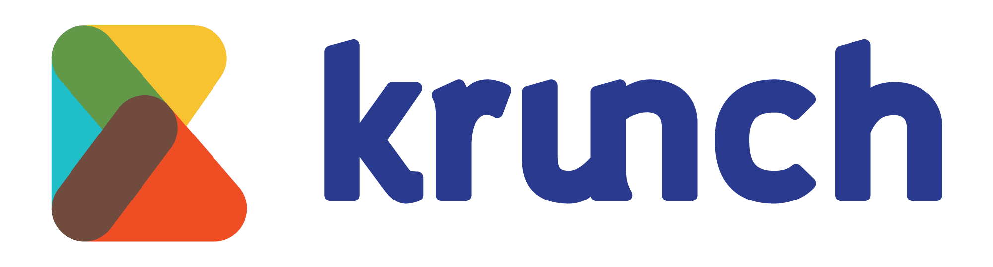 Krunch logo the developer community cockpit