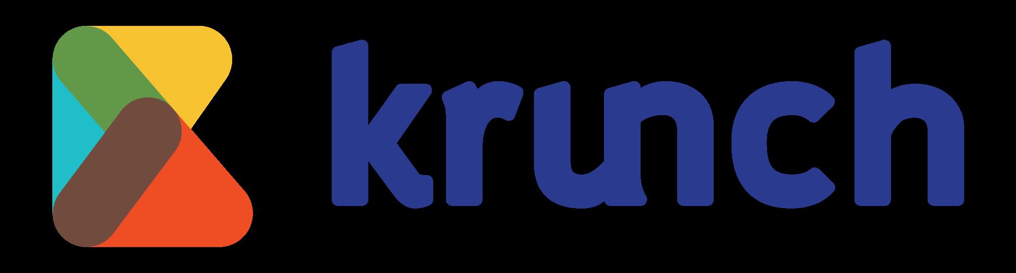 Krunch logo the developer community cockpit
