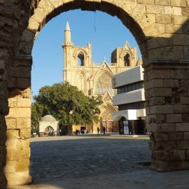 Ghost Town Famagusta Private Tour with a licensed tour guide