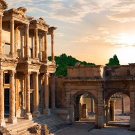 Explore Ephesus & House of Virgin Mary
