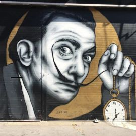 Street Art and Food Tour in London