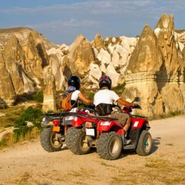 Cappadocia ATV Tours - Quad Safari Tours
