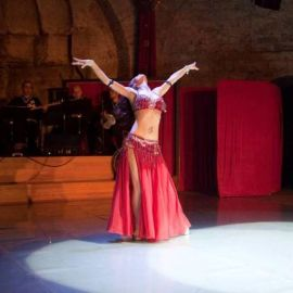 Turkish Night Show at Cave Restaurant