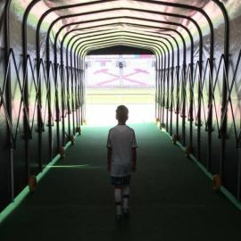 London Stadium Tour (Former Olympic Stadium)