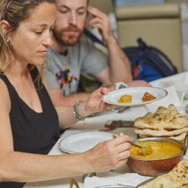 Indian Food Tour in East London