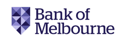 Bank of melbourne logo