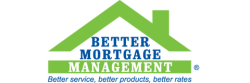 Better mortgage management logo