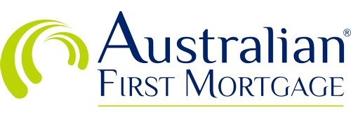Australian first mortgage logo