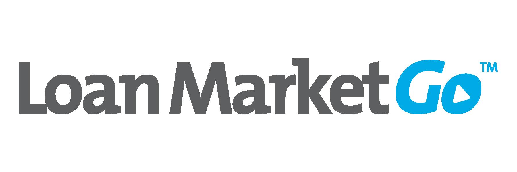 Loan market go logo