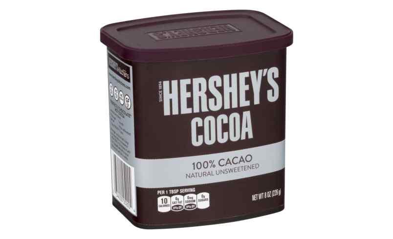 Hersheys Natural Unsweetened Cocoa 8OZ