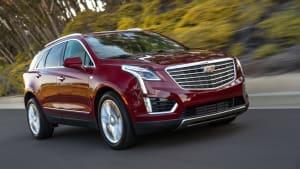 The 2019 Cadillac XT5 Platinum